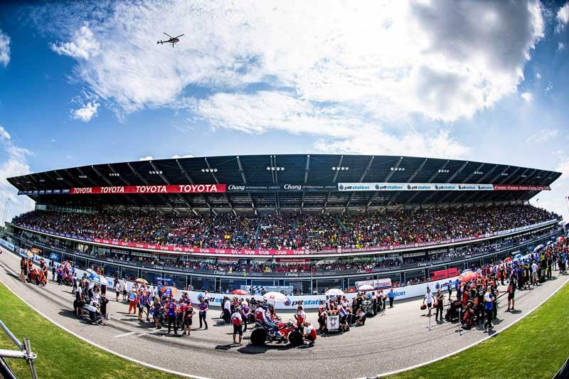 MotoGP ไทยจีพี 2020 แรงไม่หยุด ผู้จัดฯคาดบัตรขายหมดทันทีในวันเปิด!! | MOTOWISH 1