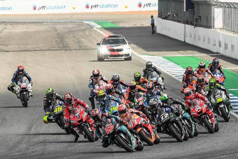 MotoGP ไทยจีพี 2020 แรงไม่หยุด ผู้จัดฯคาดบัตรขายหมดทันทีในวันเปิด!! | MOTOWISH 2