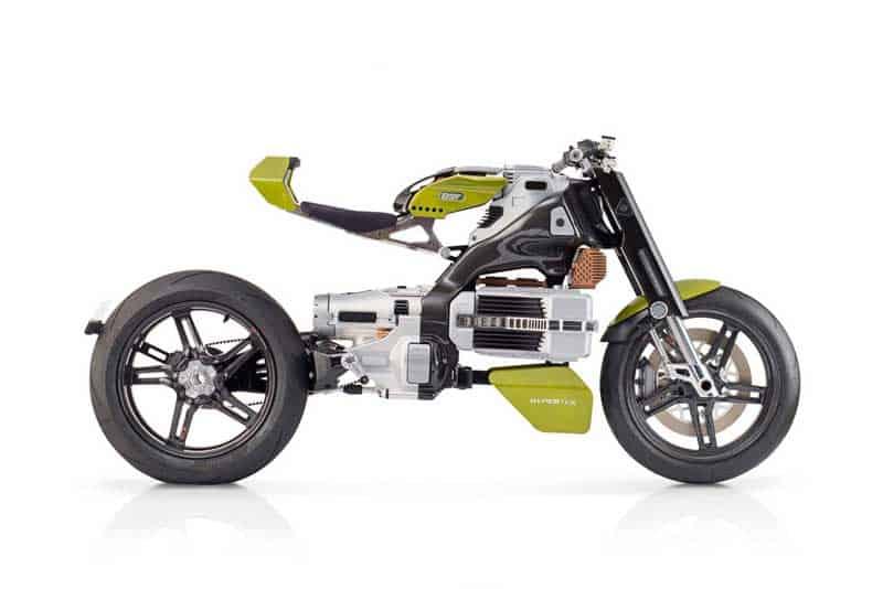 BST HyperTEK สุดยอดรถจักรยานยนต์ไฟฟ้า ถูกออกแบบโดยผู้ที่ให้กำเนิด Ducati 999 | MOTOWISH 1