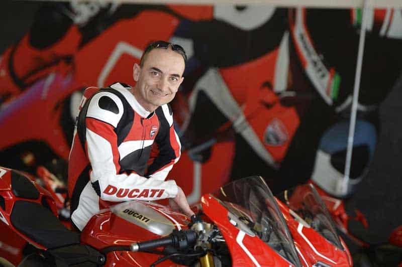 "CEO Ducati ""เคลาดิโอ โดเมนิคาลี"" ถูกรับเลือกให้เป็นประธาน Motor Valley   MOTOWISH 1"