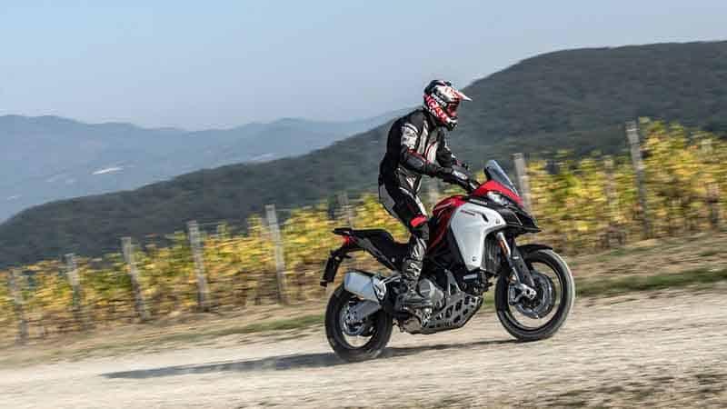 ตั้งตาคอย Ducati Multistrada ขุมพลังเครื่องยนต์ V4 เจอกันแน่ปี 2021 | MOTOWISH 2