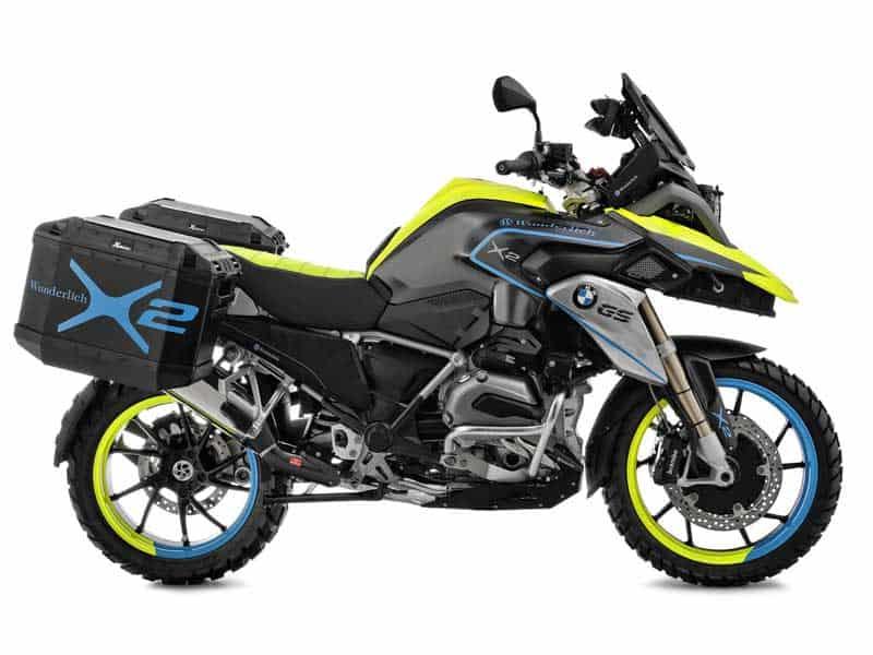 BMW จดสิทธิบัตรถังน้ำมันแบบใหม่ ส่งสัญญาณรถจักรยานยนต์พลังไฮบริดมาแน่นอน | MOTOWISH 2