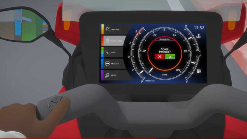 "Honda ชูสุดยอดเทคโนโลยีความปลอดภัย และสะดวกสบายเหนือระดับ ""Smartphone as Brain"" | MOTOWISH 1"