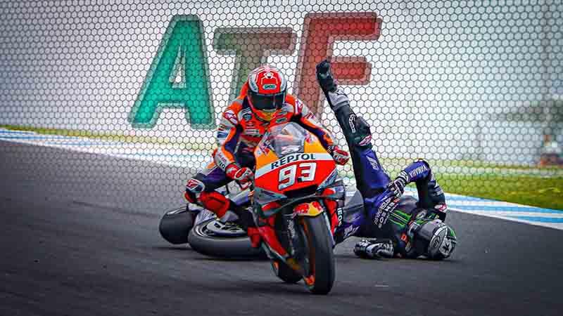 MotoGP ปี 2021 อาจมีการเปลี่ยนแปลงปฏิทินการแข่งขันของสนามฟิลลิป ไอส์แลนด์   MOTOWISH 2