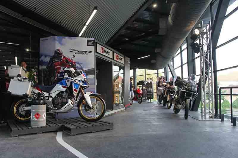 "Honda BigWing บุกขอนแก่น เปิดตัวโชว์รูม และศูนย์บริการแห่งใหม่ ส่งมอบประสบการณ์ ""Excites the World"" | MOTOWISH 3"