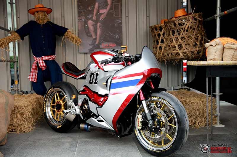 ชมงานเสก เสพงานศิลป์!! ชวนไปดูงานแต่งรถมอเตอร์ไซค์สุดยิ่งใหญ่ Bangkok Custom Bike Competition 2020 | MOTOWISH 6