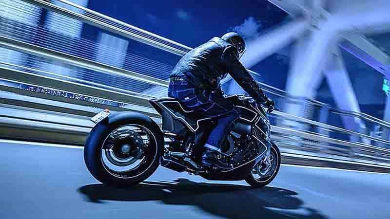 "Custom Works Zon อู่ชื่อดังฝั่งญี่ปุ่น แปลงโฉมหนุ่มยุโรป BMW K1600 B เป็น ""อีกาล่องหน"" | MOTOWISH 6"