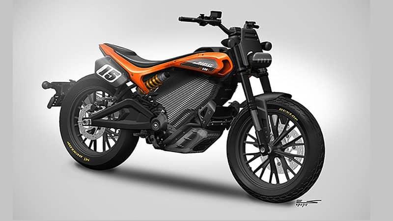 เผยภาพอีกรุ่น!! Harley Davidson จ่อเปิดตัวรถจักรยานยนต์ไฟฟ้ารุ่นที่ 2 | MOTOWISH 2