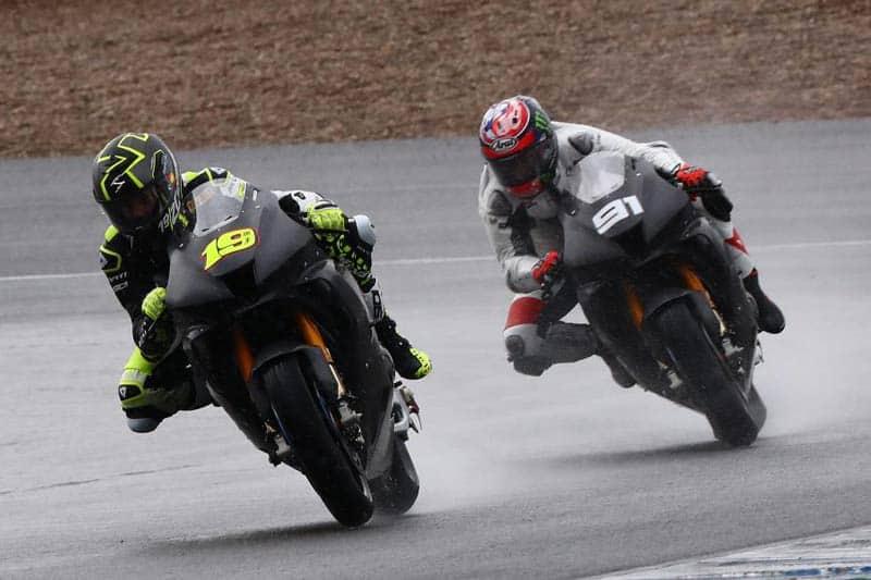 เผยโฉมแล้ว Honda CBR1000RR-R ตัวแข่ง World Superbike แรงขึ้นแท่นทดสอบวันแรกที่สเปน | MOTOWISH 3