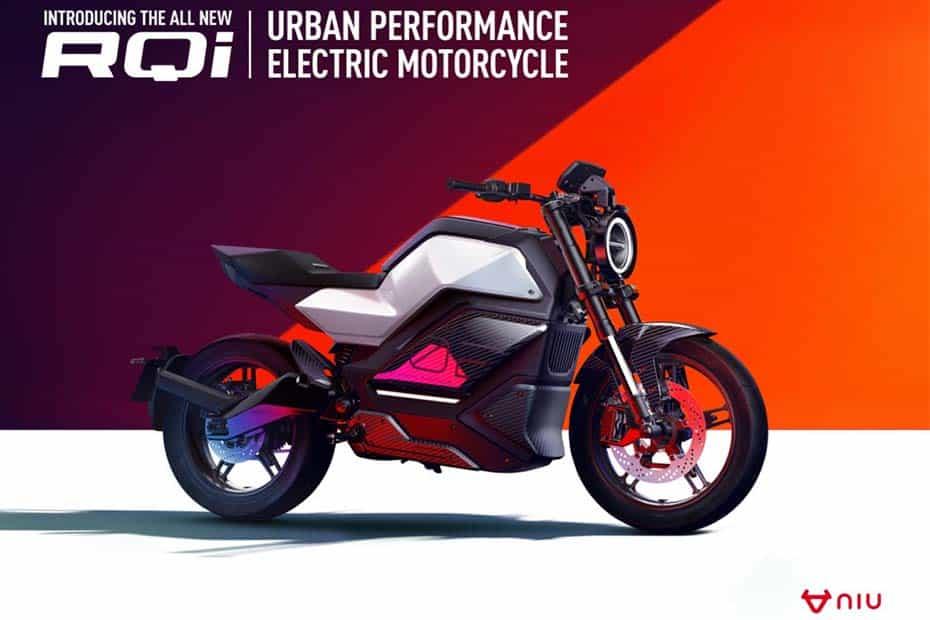 แบรนด์จีนรุกหนัก เปิดตัว NIU RQi-GT รถจักรยานยนต์ไฟฟ้า เหมาะสำหรับไบค์เกอร์ในเมือง | MOTOWISH 1