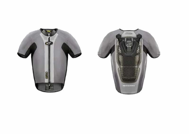 Alpinestars เปิดตัว Tech Air 5 เสื้อกั๊กถุงลมนิรภัย อย่างเป็นทางการ | MOTOWISH 1