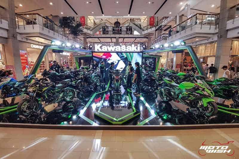 พาชมบรรยากาศงาน Bangkok Custom Bike Competition 2020 ศูนย์การค้า เซ็นทรัล เวิลด์ | MOTOWISH 9
