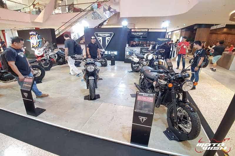 พาชมบรรยากาศงาน Bangkok Custom Bike Competition 2020 ศูนย์การค้า เซ็นทรัล เวิลด์ | MOTOWISH 10