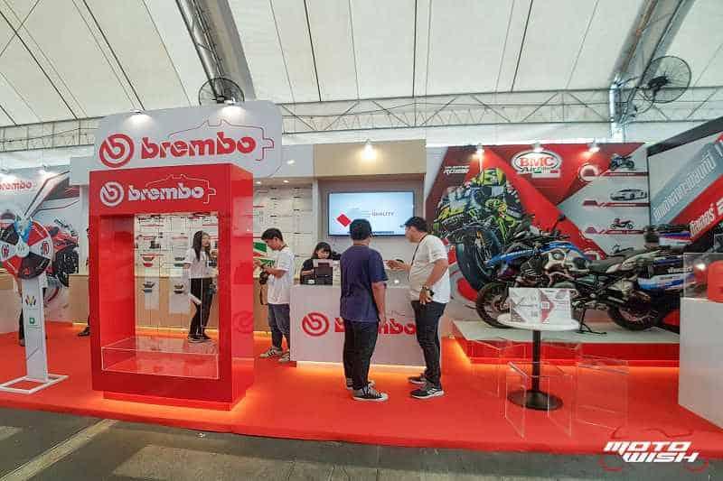 พาชมบรรยากาศงาน Bangkok Custom Bike Competition 2020 ศูนย์การค้า เซ็นทรัล เวิลด์ | MOTOWISH 1