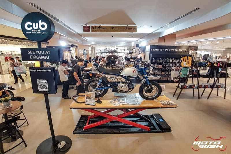 พาชมบรรยากาศงาน Bangkok Custom Bike Competition 2020 ศูนย์การค้า เซ็นทรัล เวิลด์ | MOTOWISH 2