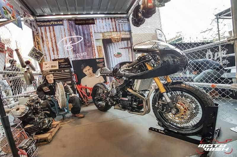 พาชมบรรยากาศงาน Bangkok Custom Bike Competition 2020 ศูนย์การค้า เซ็นทรัล เวิลด์ | MOTOWISH 3