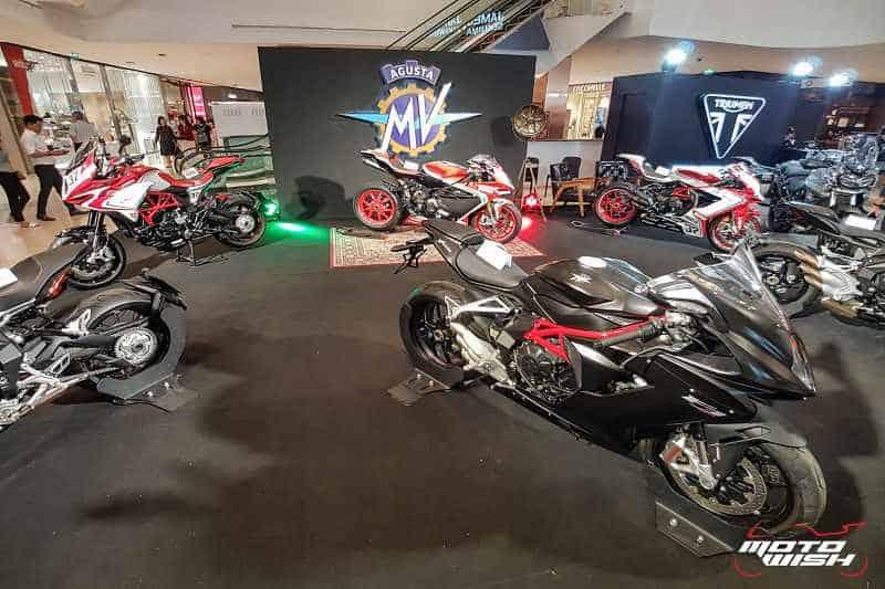 พาชมบรรยากาศงาน Bangkok Custom Bike Competition 2020 ศูนย์การค้า เซ็นทรัล เวิลด์ | MOTOWISH 5