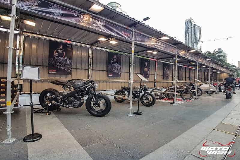 พาชมบรรยากาศงาน Bangkok Custom Bike Competition 2020 ศูนย์การค้า เซ็นทรัล เวิลด์ | MOTOWISH 7