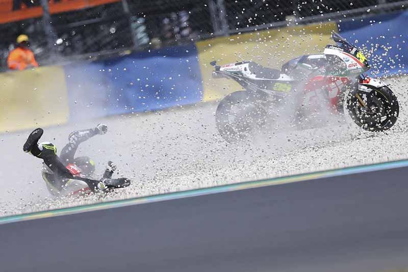 "LCR Honda เผย ต้องเสียเงินเป็นล้านดอลลาร์ซ่อมรถ เพราะการล้มของ ""คาล ครัชโลว์"" | MOTOWISH 1"