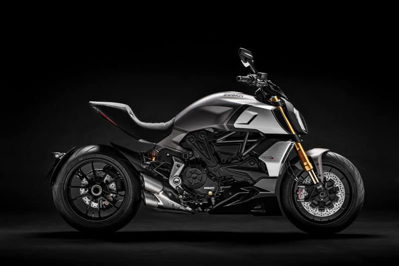 "Ducati Diavel 1260S ได้รับรางวัลอันทรงเกียรติ ""Good Design Award"" | MOTOWISH 1"