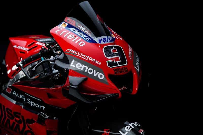 Ducati Mission Winnow MotoGP เปิดตัวทีมแข่งเจ้าแรก ส่งเครื่องจักร Desmosedici GP20 ลงล่าแชมป์โลก | MOTOWISH 10