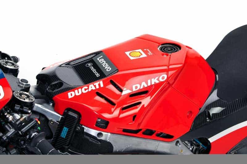Ducati Mission Winnow MotoGP เปิดตัวทีมแข่งเจ้าแรก ส่งเครื่องจักร Desmosedici GP20 ลงล่าแชมป์โลก | MOTOWISH 12