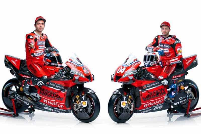 Ducati Mission Winnow MotoGP เปิดตัวทีมแข่งเจ้าแรก ส่งเครื่องจักร Desmosedici GP20 ลงล่าแชมป์โลก | MOTOWISH 18
