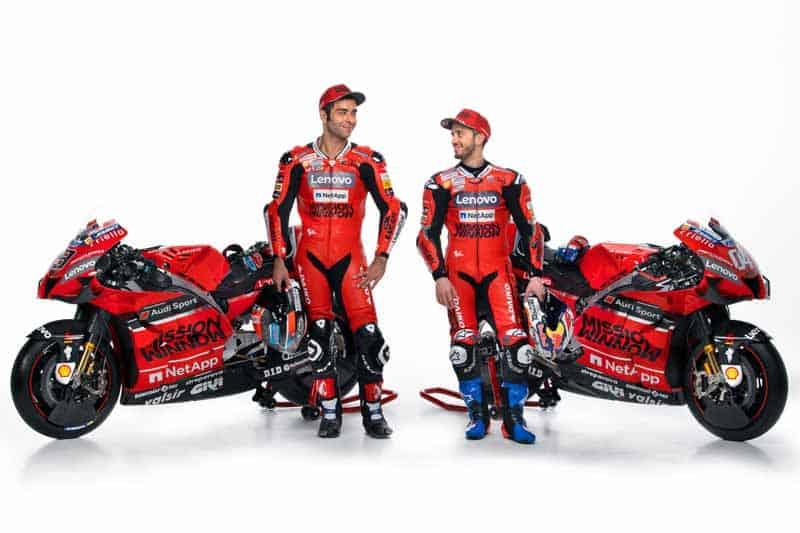 Ducati Mission Winnow MotoGP เปิดตัวทีมแข่งเจ้าแรก ส่งเครื่องจักร Desmosedici GP20 ลงล่าแชมป์โลก | MOTOWISH 19