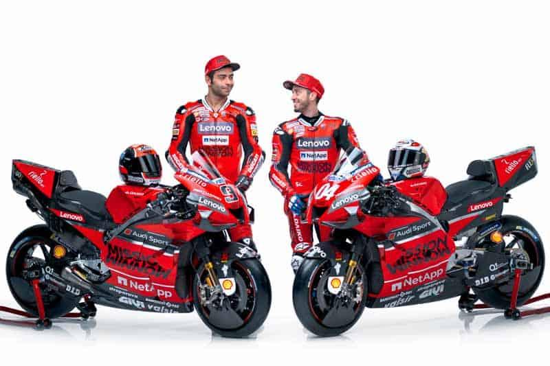 Ducati Mission Winnow MotoGP เปิดตัวทีมแข่งเจ้าแรก ส่งเครื่องจักร Desmosedici GP20 ลงล่าแชมป์โลก | MOTOWISH 20