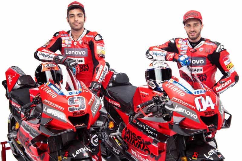Ducati Mission Winnow MotoGP เปิดตัวทีมแข่งเจ้าแรก ส่งเครื่องจักร Desmosedici GP20 ลงล่าแชมป์โลก | MOTOWISH 22
