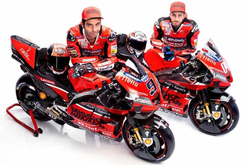 Ducati Mission Winnow MotoGP เปิดตัวทีมแข่งเจ้าแรก ส่งเครื่องจักร Desmosedici GP20 ลงล่าแชมป์โลก | MOTOWISH 23