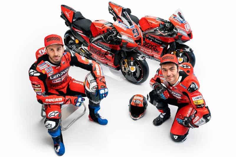 Ducati Mission Winnow MotoGP เปิดตัวทีมแข่งเจ้าแรก ส่งเครื่องจักร Desmosedici GP20 ลงล่าแชมป์โลก | MOTOWISH 24