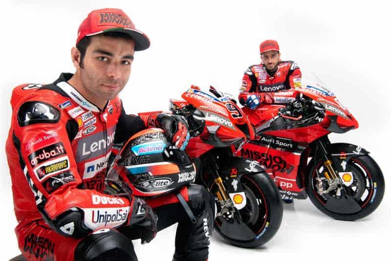 Ducati Mission Winnow MotoGP เปิดตัวทีมแข่งเจ้าแรก ส่งเครื่องจักร Desmosedici GP20 ลงล่าแชมป์โลก | MOTOWISH 25