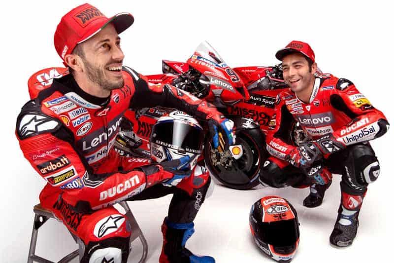 Ducati Mission Winnow MotoGP เปิดตัวทีมแข่งเจ้าแรก ส่งเครื่องจักร Desmosedici GP20 ลงล่าแชมป์โลก | MOTOWISH 26