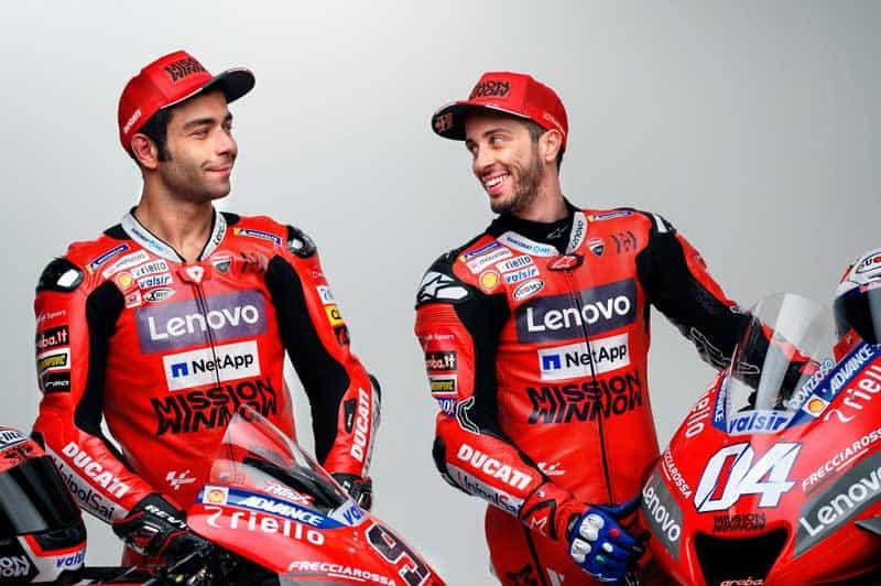 Ducati Mission Winnow MotoGP เปิดตัวทีมแข่งเจ้าแรก ส่งเครื่องจักร Desmosedici GP20 ลงล่าแชมป์โลก | MOTOWISH 27