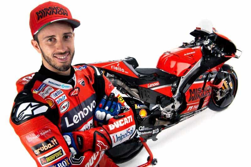 Ducati Mission Winnow MotoGP เปิดตัวทีมแข่งเจ้าแรก ส่งเครื่องจักร Desmosedici GP20 ลงล่าแชมป์โลก | MOTOWISH 28