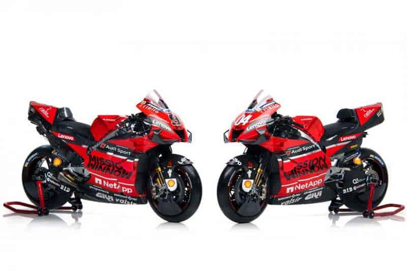 Ducati Mission Winnow MotoGP เปิดตัวทีมแข่งเจ้าแรก ส่งเครื่องจักร Desmosedici GP20 ลงล่าแชมป์โลก | MOTOWISH 3