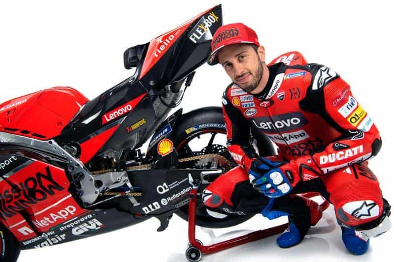 Ducati Mission Winnow MotoGP เปิดตัวทีมแข่งเจ้าแรก ส่งเครื่องจักร Desmosedici GP20 ลงล่าแชมป์โลก | MOTOWISH 29