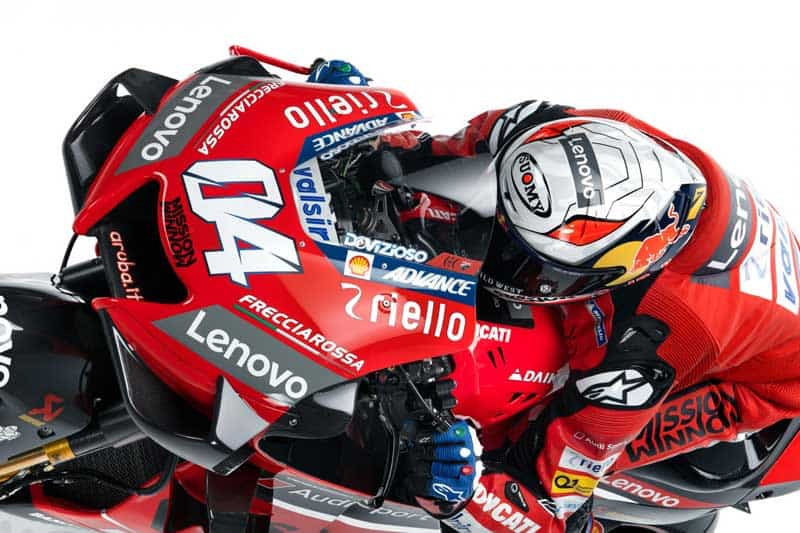 Ducati Mission Winnow MotoGP เปิดตัวทีมแข่งเจ้าแรก ส่งเครื่องจักร Desmosedici GP20 ลงล่าแชมป์โลก | MOTOWISH 31