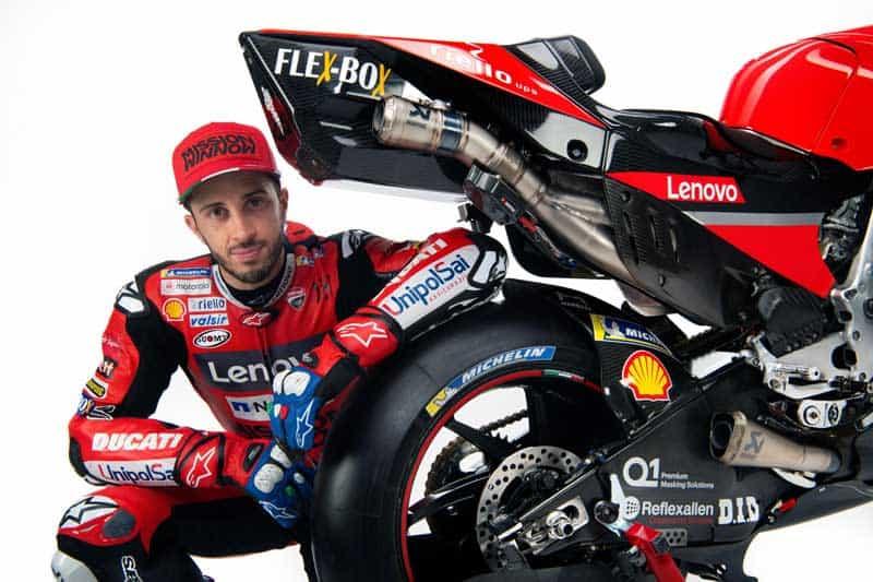 Ducati Mission Winnow MotoGP เปิดตัวทีมแข่งเจ้าแรก ส่งเครื่องจักร Desmosedici GP20 ลงล่าแชมป์โลก | MOTOWISH 32