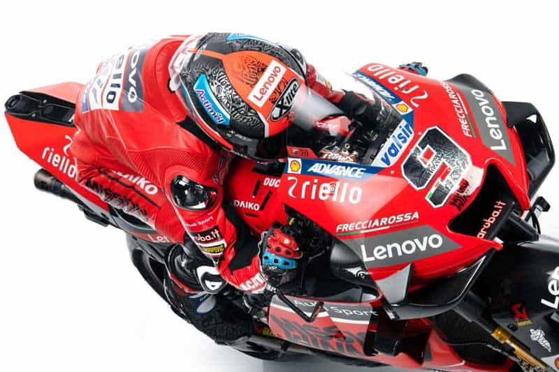 Ducati Mission Winnow MotoGP เปิดตัวทีมแข่งเจ้าแรก ส่งเครื่องจักร Desmosedici GP20 ลงล่าแชมป์โลก | MOTOWISH 33