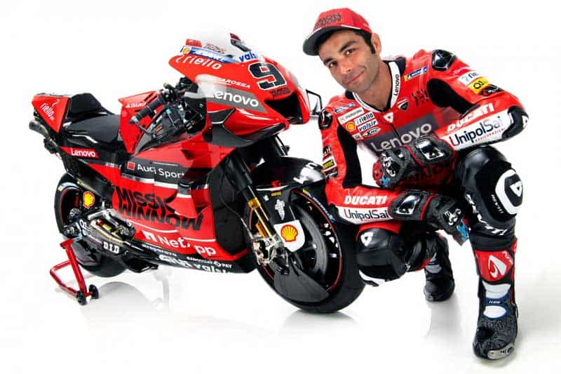 Ducati Mission Winnow MotoGP เปิดตัวทีมแข่งเจ้าแรก ส่งเครื่องจักร Desmosedici GP20 ลงล่าแชมป์โลก | MOTOWISH 34