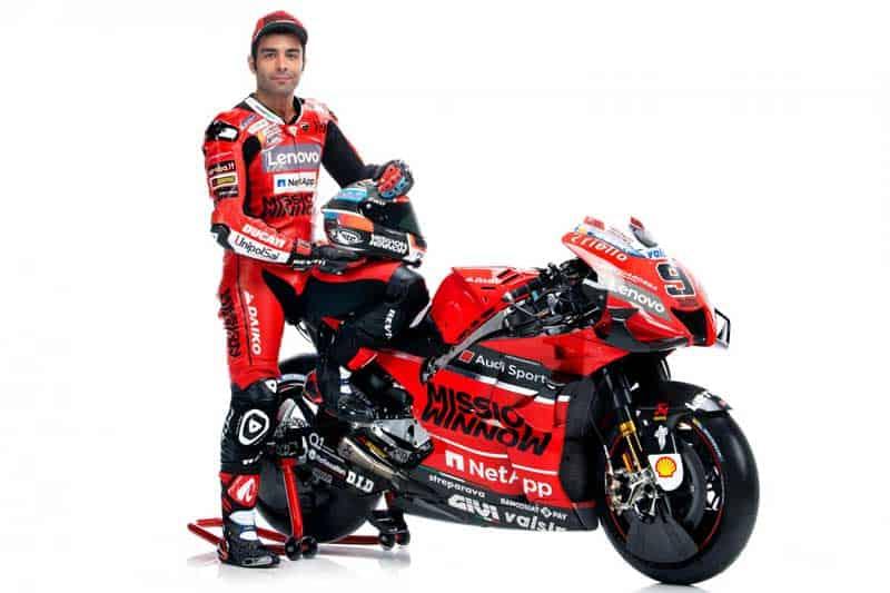 Ducati Mission Winnow MotoGP เปิดตัวทีมแข่งเจ้าแรก ส่งเครื่องจักร Desmosedici GP20 ลงล่าแชมป์โลก | MOTOWISH 35