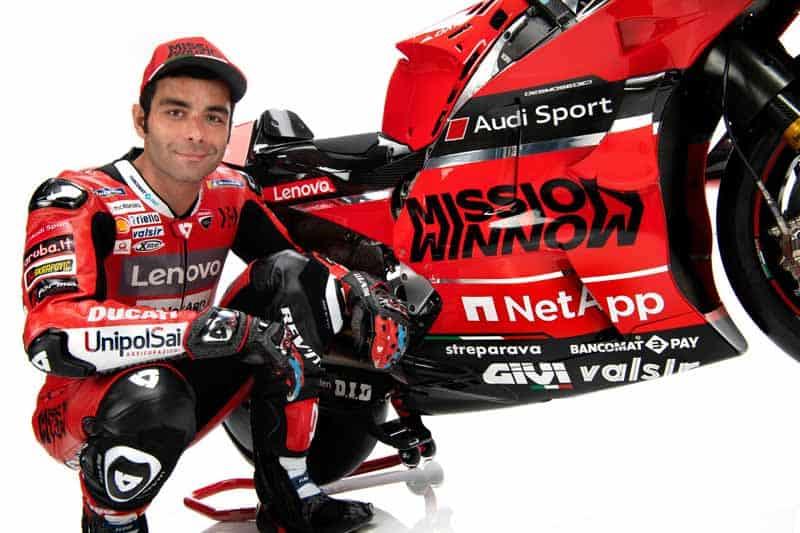 Ducati Mission Winnow MotoGP เปิดตัวทีมแข่งเจ้าแรก ส่งเครื่องจักร Desmosedici GP20 ลงล่าแชมป์โลก | MOTOWISH 37