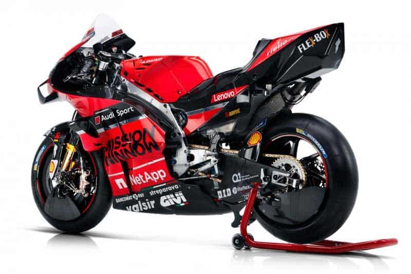 Ducati Mission Winnow MotoGP เปิดตัวทีมแข่งเจ้าแรก ส่งเครื่องจักร Desmosedici GP20 ลงล่าแชมป์โลก | MOTOWISH 4