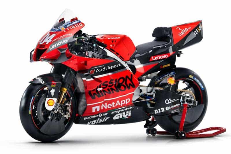 Ducati Mission Winnow MotoGP เปิดตัวทีมแข่งเจ้าแรก ส่งเครื่องจักร Desmosedici GP20 ลงล่าแชมป์โลก | MOTOWISH 6