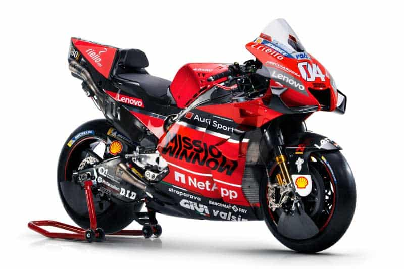 Ducati Mission Winnow MotoGP เปิดตัวทีมแข่งเจ้าแรก ส่งเครื่องจักร Desmosedici GP20 ลงล่าแชมป์โลก | MOTOWISH 7