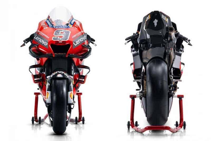 Ducati Mission Winnow MotoGP เปิดตัวทีมแข่งเจ้าแรก ส่งเครื่องจักร Desmosedici GP20 ลงล่าแชมป์โลก | MOTOWISH 8