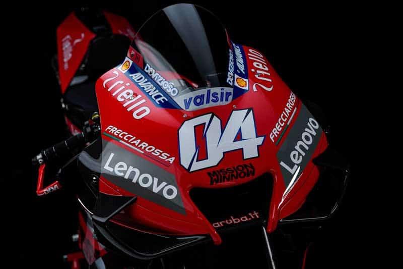 Ducati Mission Winnow MotoGP เปิดตัวทีมแข่งเจ้าแรก ส่งเครื่องจักร Desmosedici GP20 ลงล่าแชมป์โลก | MOTOWISH 9