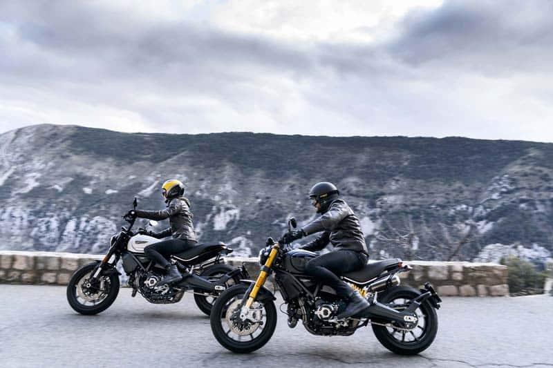 เปิดตัว Ducati Scrambler 1100 Pro และ 1100 Sport Pro ใหม่ สวย โฉบเฉี่ยว งามตา | MOTOWISH 3